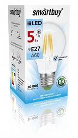Изображение FIL Smartbuy A60 5W/4000/E27