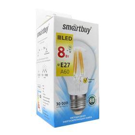 Изображение FIL Smartbuy A60 8W/3000/E27