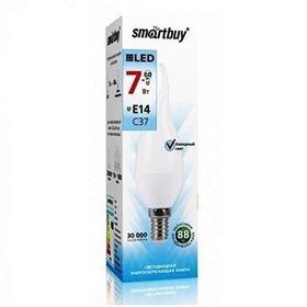 Изображение Can Smartbuy C37 7W/4000/E14