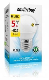 Изображение Smartbuy G45 5W/3000/E27