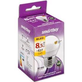 Изображение Smartbuy G45 8.5W/3000/E27